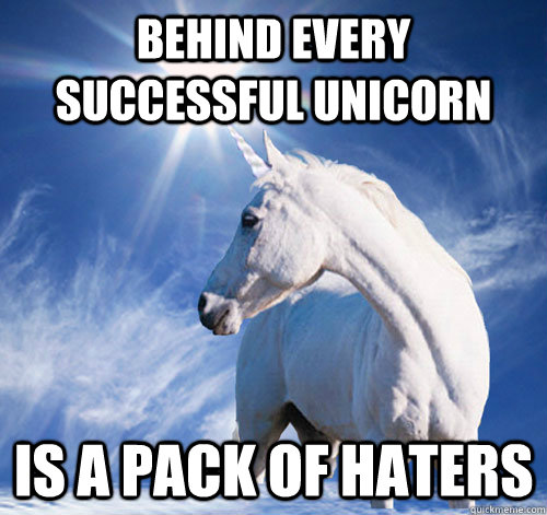 Unicorn Haters